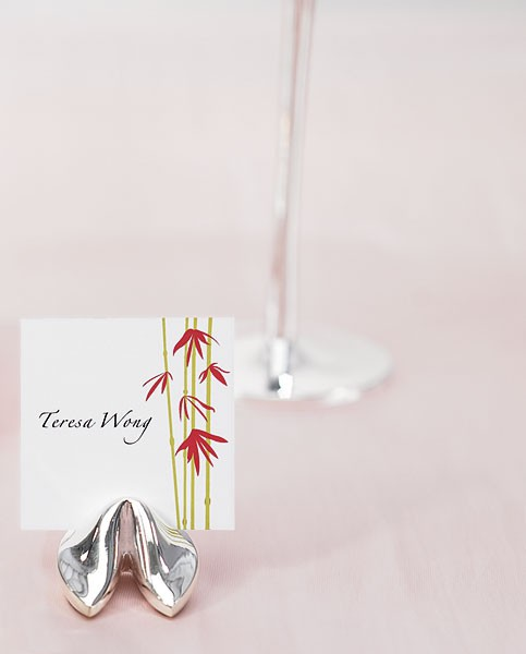 image_product_Silver_Fortune_Cookie_Place_Card_Holders